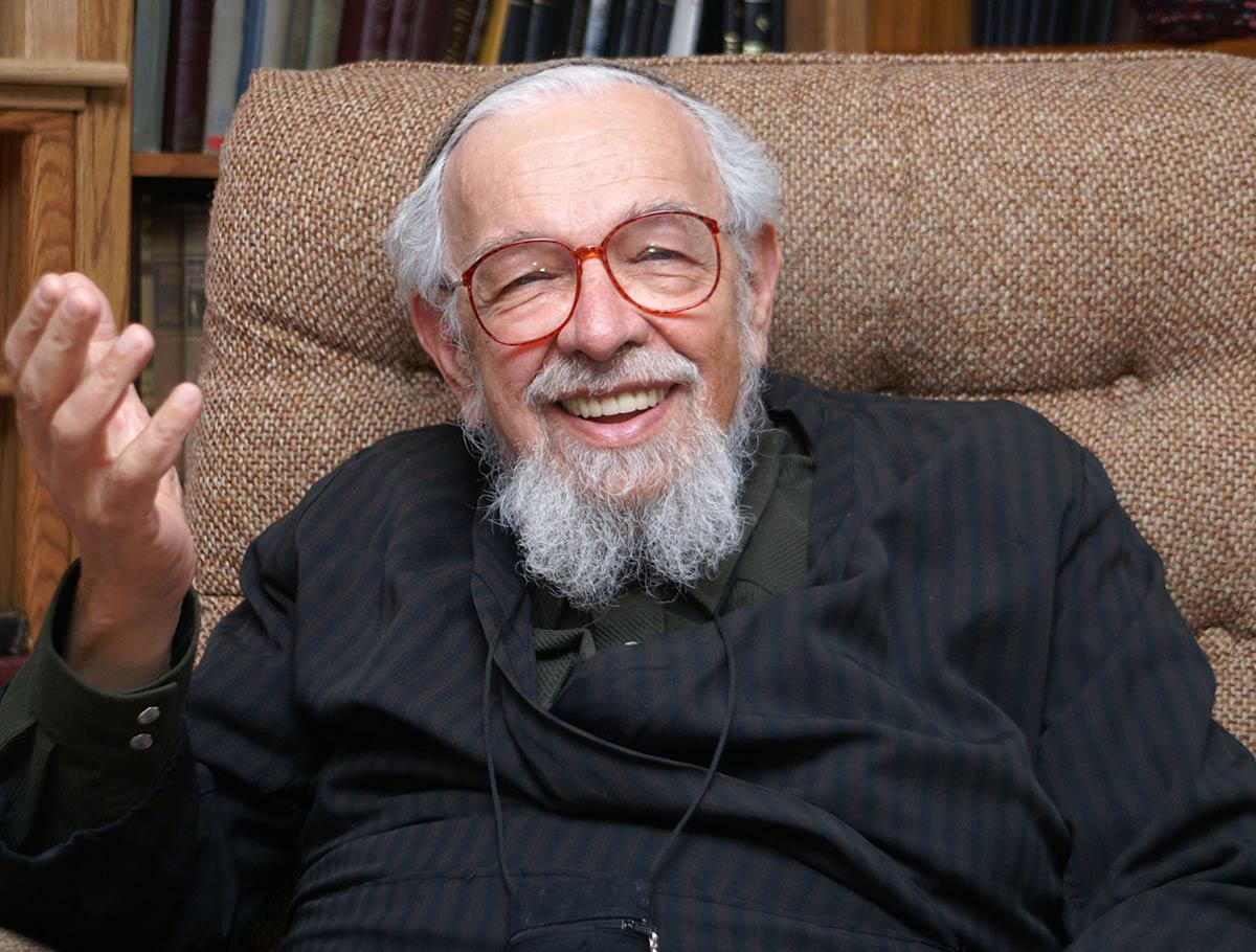 Rabbi Schacter